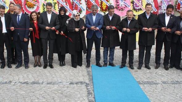 Tokat Belediyesi Hıdırlık Sosyal Tesisinin açılışı gerçekleştirildi