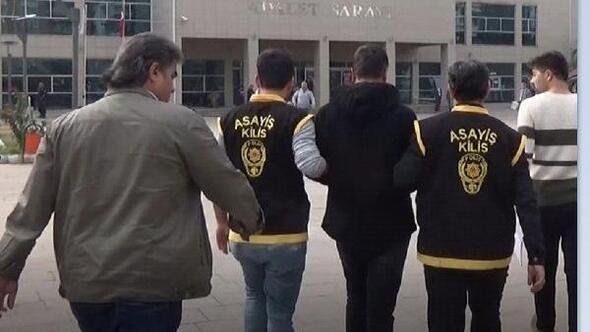 Kiliste, aranan 52 şüpheli yakalandı