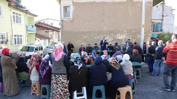 Başkan Eroğlundan ücretsiz düğün salonu müjdesi