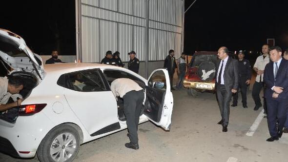 Adanada asayiş uygulamasında 11 şüpheli yakalandı