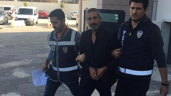 Kimlik kontrolünde 13 suçtan arandığı belirlenen şüpheli tutuklandı