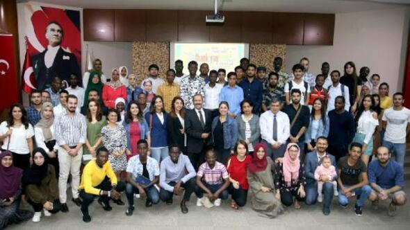 Uluslararası öğrenciler için oryantasyon