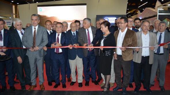 Restorasyon Koruma ve Kültür Mirası Fuarı açıldı