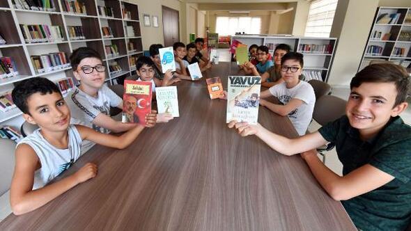 Osmangazide Bilgi Evleri geleceğe ışık tutuyor