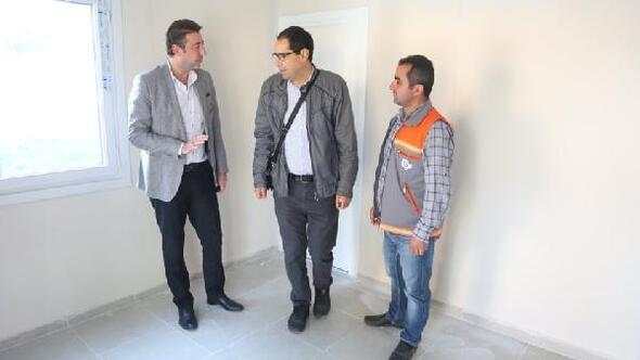 Bandırma'da İhsaniye Mahallesi'ne yeni muhtarlık binası