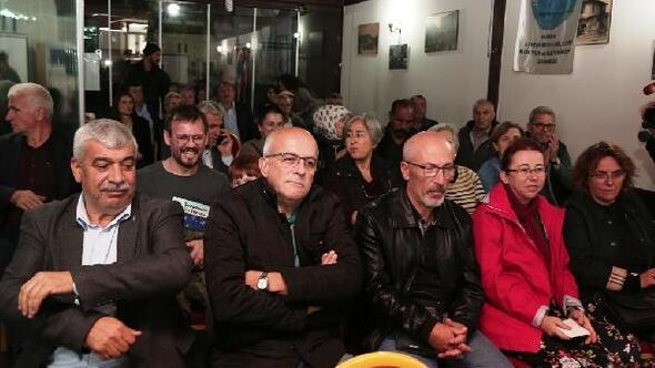 Bursa'da 'mübadele' filmi ilgiyle izlendi