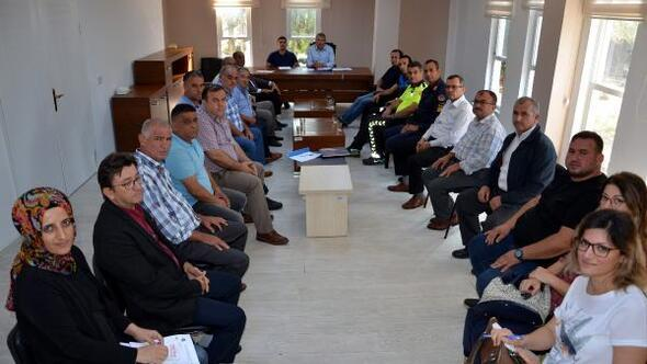 UKOME Alt Komisyonu Alanyada toplandı