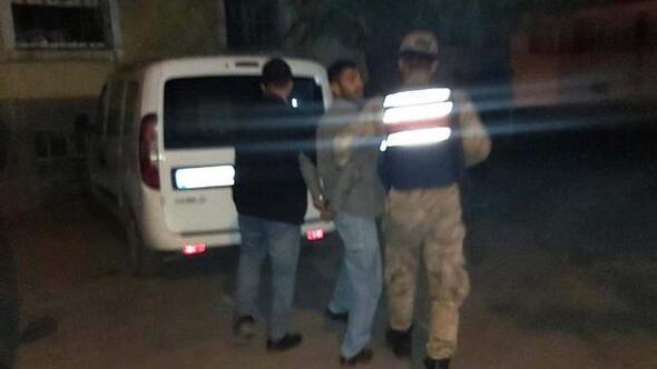Adıyaman'da hayvan ve fıstık hırsızlığına 3 gözaltı