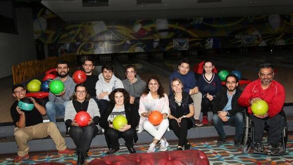 "Bursa'da ""Engelsiz Bowling"" etkinliği"