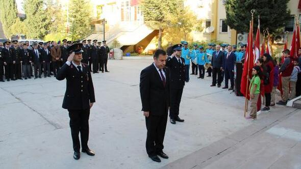 Dinarda Atatürkü anma programı