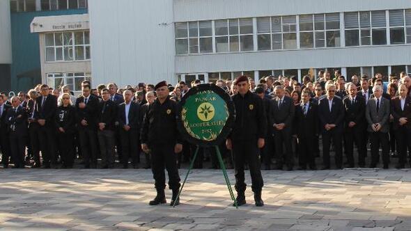 Recep Konuk: Atatürk, Cumhuriyetle birlikte kalbimizde yaşamaya devam edecek