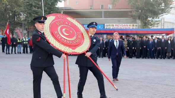 Bucakta Atatürk anıldı