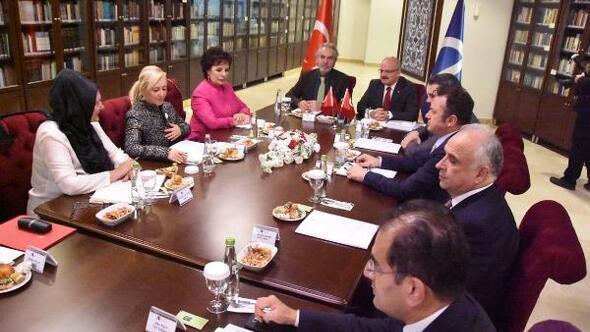 Cumhurbaşkanlığı Kültür ve Sanat Politikaları Kurulu, Eskişehirde toplandı