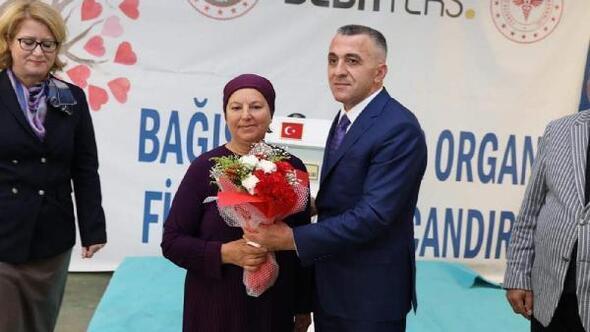 Kırklareli Valisi Bilgin, organ bağışında bulundu