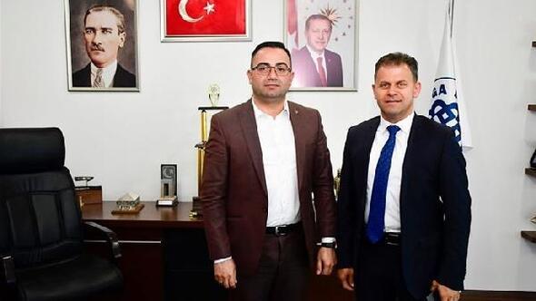 Biga İlçe Emniyet Müdürü Özkan, Başkan Erdoğan'ı ziyaret etti