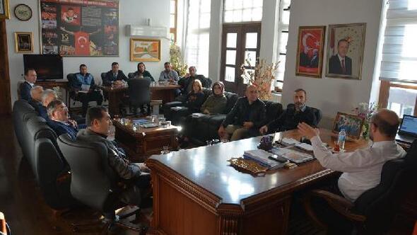 Başkan Özcan: Bizde mesai saati yok