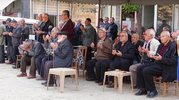 Hisarcık'ta yağmur duası