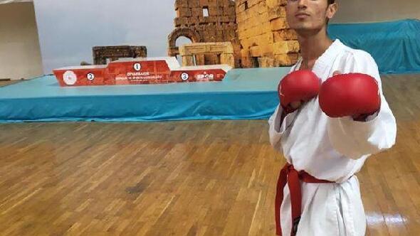 Hüseyin Yasir Altay, Karatede Türkiye 3üncüsü oldu