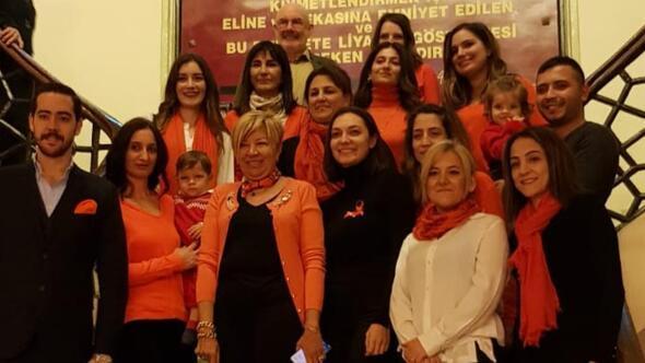 İzmirin rengi turuncu olacak