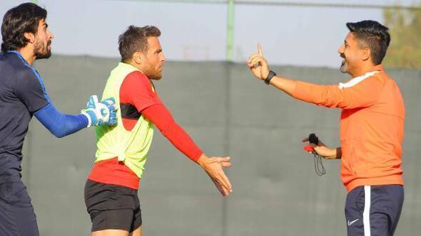 Hatayspor, İstanbulspor maçı hazırlıklarını sürdürüyor