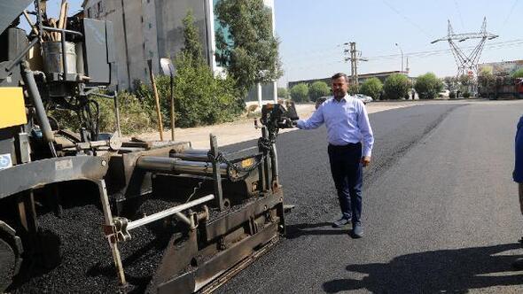 Yüreğir'e 26 bin ton sıcak asfalt