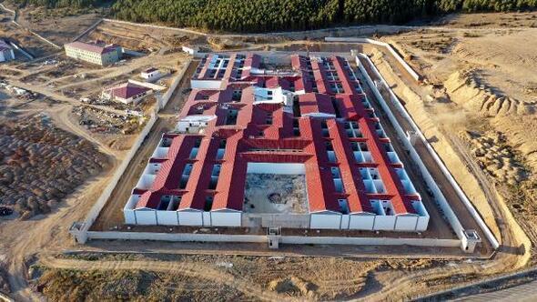 Geredede bin 500 mahkum kapasiteli cezaevi projesi 2020de bitiyor