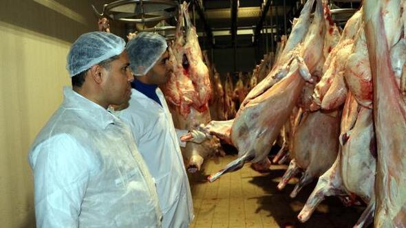 Gaziantepte et ve et ürünlerine yönelik denetim