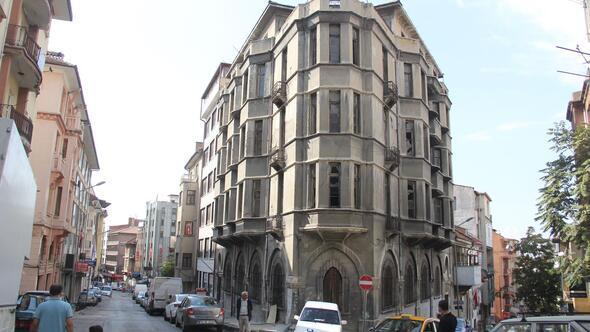 Tarihi apartman 'Müze Olsun'