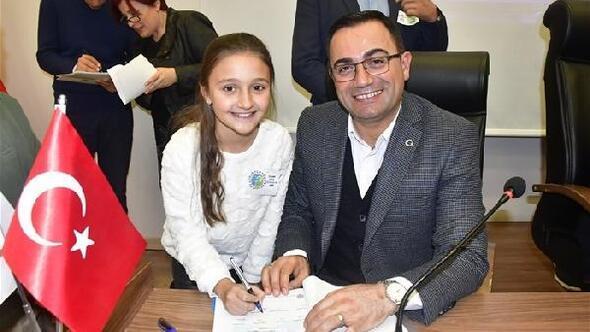 Biga Belediyesinden Çocuk Hakları Sözleşmesi