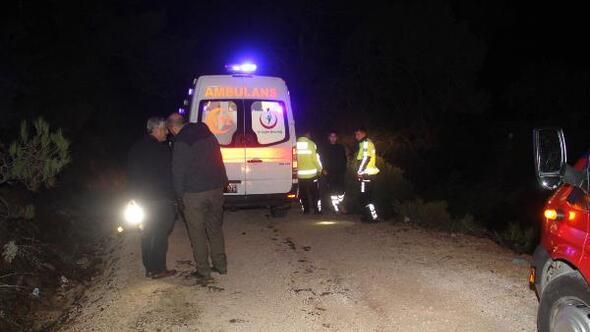 Otomobil uçuruma yuvarlandı; Gürcistanlı kadın öldü