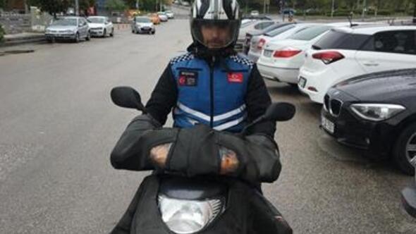 Önüne gelen motosikletli kurye olamayacak