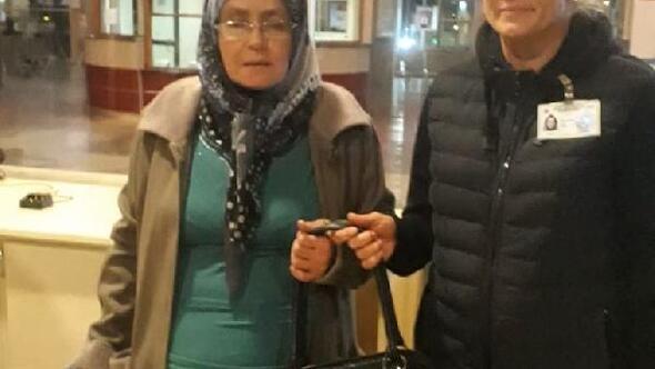 Son 7 ayda terminalde unutulan 64üncü çanta sahibine teslim edildi