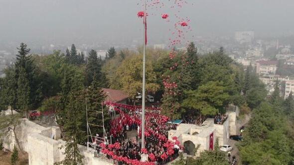Bayrak Olayı'nın 100üncü yılı kutlandı