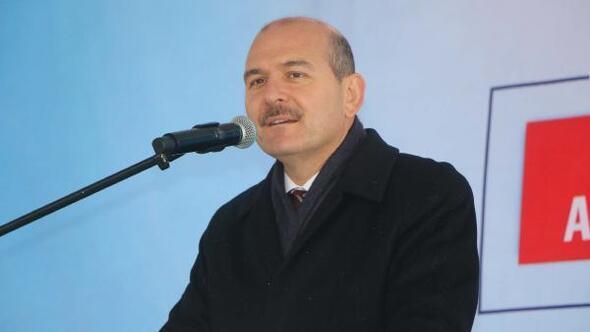 Bakan Soylu: Orta Doğuyu barış coğrafyası haline getirecek Türkiyedir