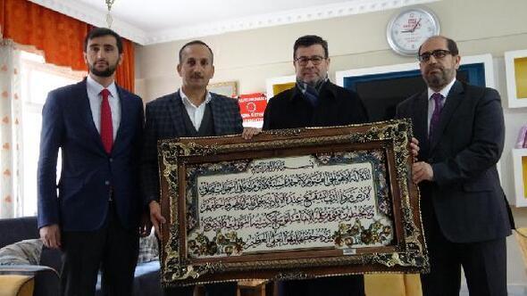 Diyanet İşleri Başkan Yardımcısı Muslu, Şemdinlide incelemelerde bulundu