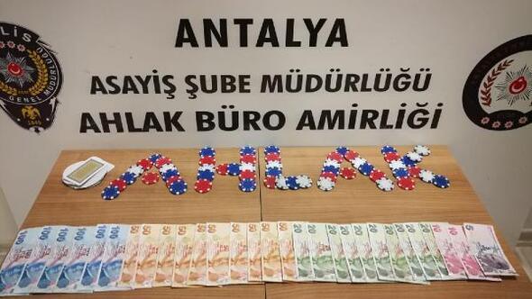 Polisten kumar operasyonu