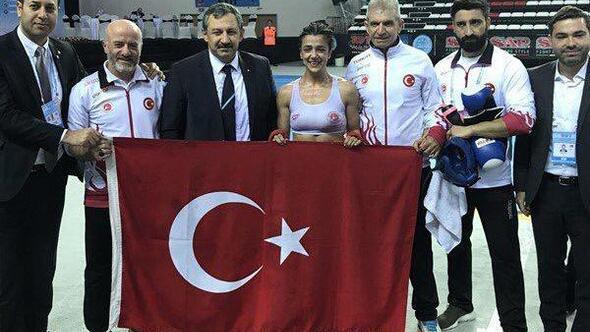 Tekstil atölyesinden dünya şampiyonu çıktı