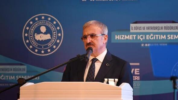 Antalyada nüfusun yüzde 60ı kimliğini değiştirdi