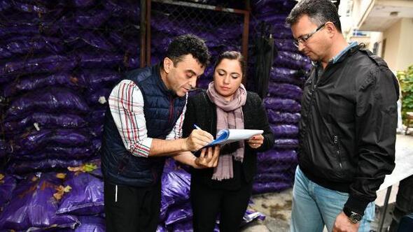 İzmirde temiz hava için denetimler sürüyor