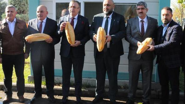 Kocaeli'de halk ekmek satışı başladı