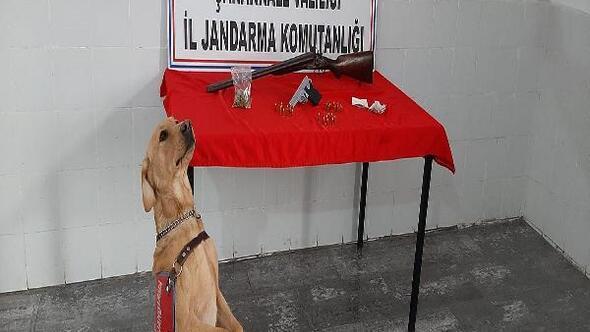 Çanakkale'de uyuşturucuya 2 gözaltı