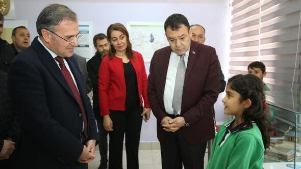 Hacılar Bilim Kent Projesi hayata geçti