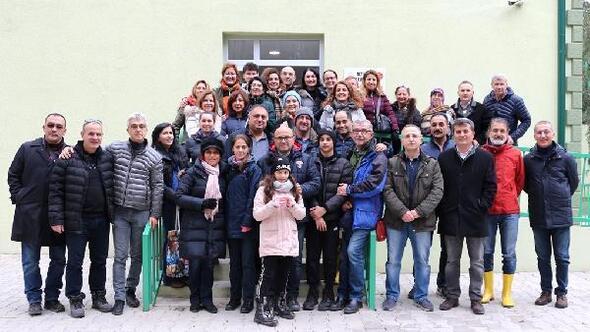 1992 Cerrahpaşa mezunları Altınovada buluştu