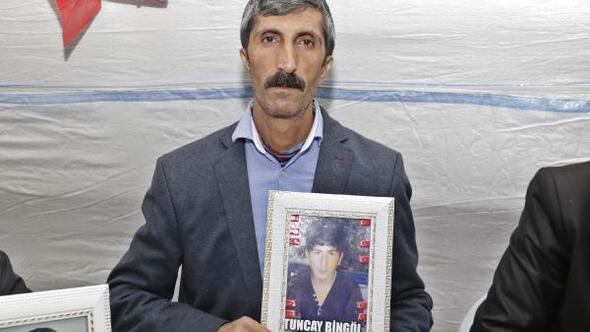 HDP önündeki eylemde 101inci gün