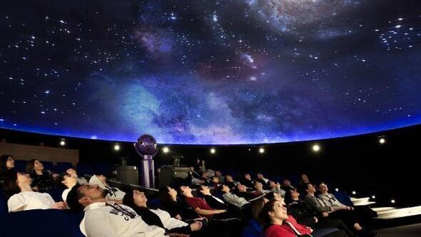 Gezegen evine yoğun ilgi