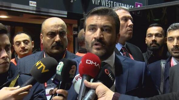 Ankaragücü Başkanı Fatih Mert: Oranın yüzde 10 daha yükseltilmesi haksız rekabete neden olur