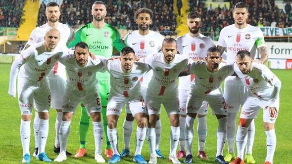 Antalyaspor, kupada tur atlamayı hedefliyor