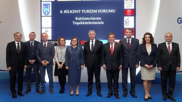 8. Bilkent Turizm Forumu Bilkent Otelde gerçekleşti