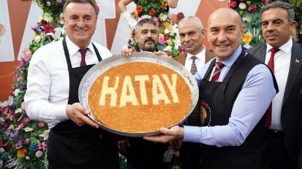 Başkan Savaş, İzmirlileri Hataya davet etti