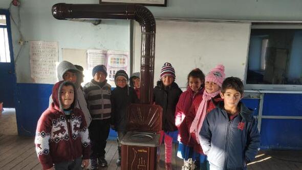 KOMEK ve ASEM'den yürekleri Isıtan Proje